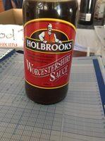 Worcestershire sauce - Produit - en