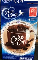 Cake in a cup - Product