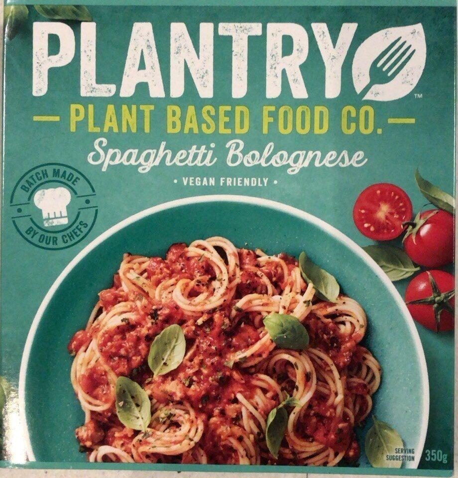 Spaghetti Bolognese - Product - en