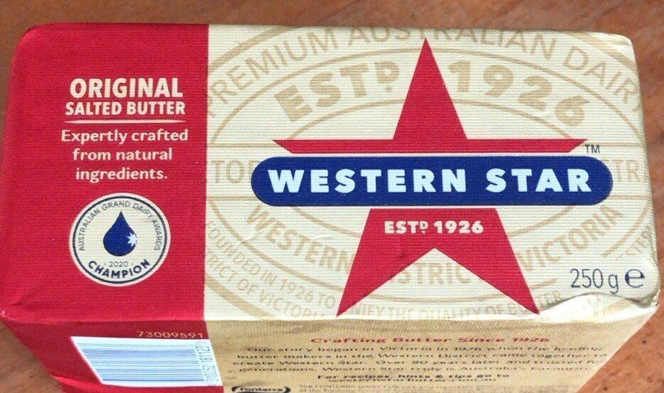 Original Salted Butter - Product - en