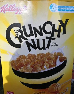Kellogg's Crunchy Nut Corn Flakes 670G - Product - en