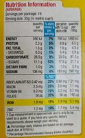 Kellogg's Crunchy Nut Corn Flakes 670G - Nutrition facts - en