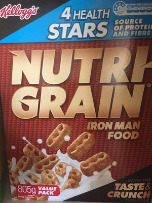 Nutri grain - Product