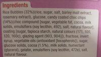 LMCs - Ingredients - en