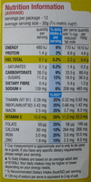 Coco Pops - Kellogg's - 375G - Nutrition facts - fr
