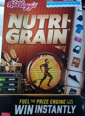 Nutri-Grain - Product