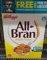 Kellogg's All Bran Wheat Flakes - Product