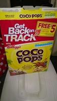 Coco Pops - Kellogg's - 650G - Product