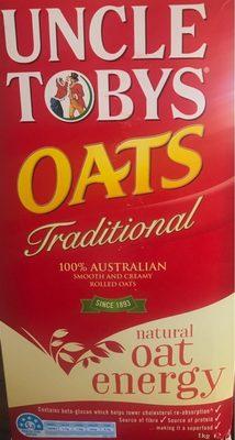 Oats traditional - Produit - fr