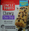 Uncle Tobys Chewy 6 X Choc Chip Muesli Bars - Product