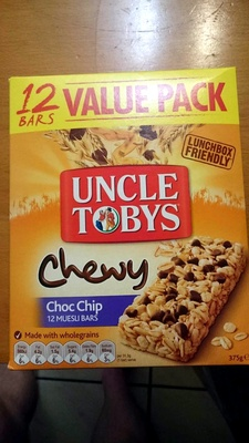 Chewy choc chip - Product - en