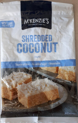 Shredded Coconut - Product