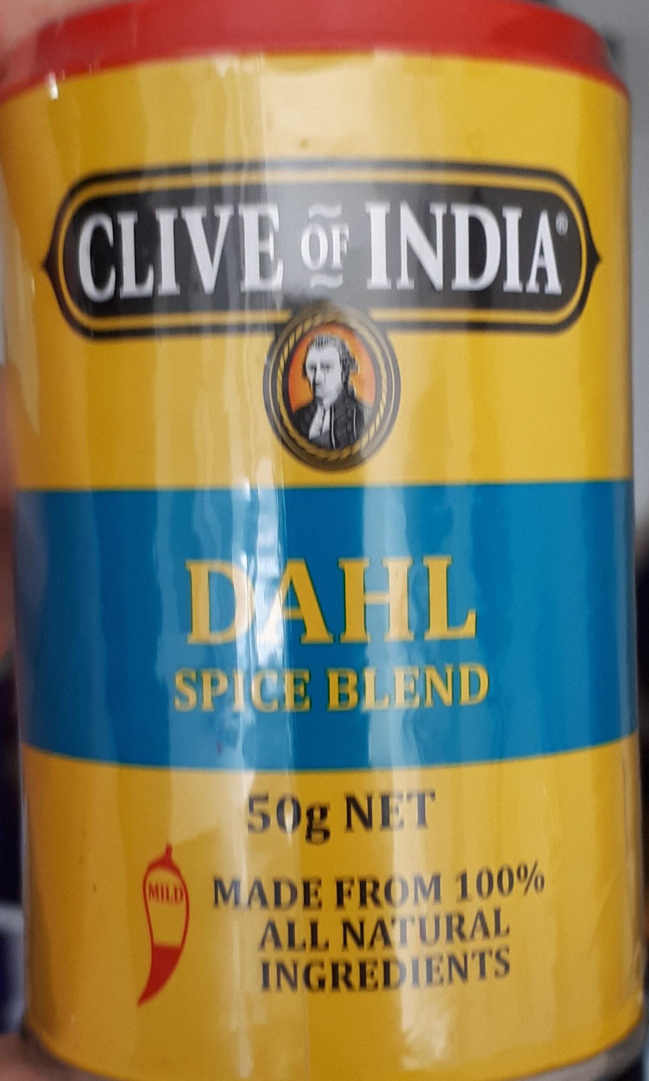 Dahl Spice Blend - Product - en