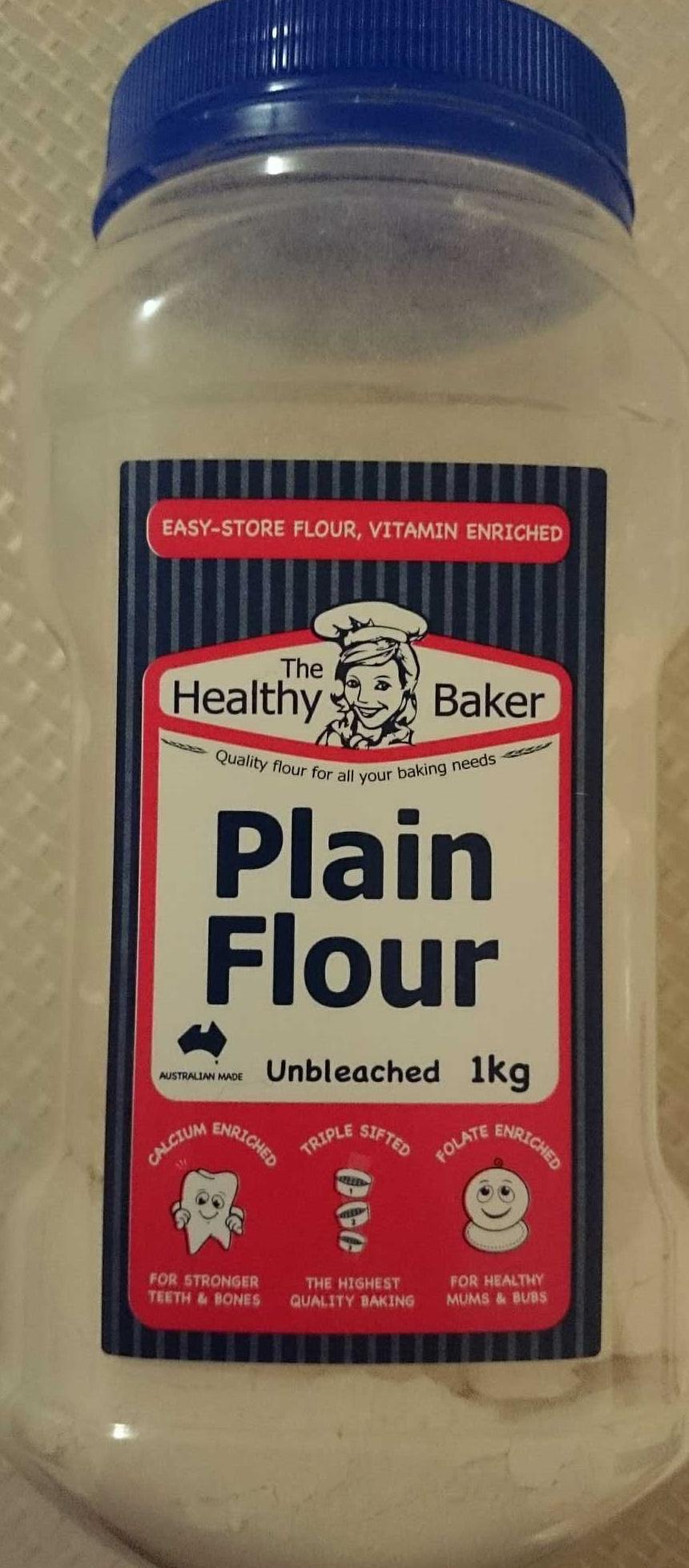 Plain Flour - Product