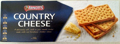 Country Cheese - Product - en