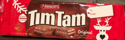 Tim Tam Original Biscuits - Produit - fr