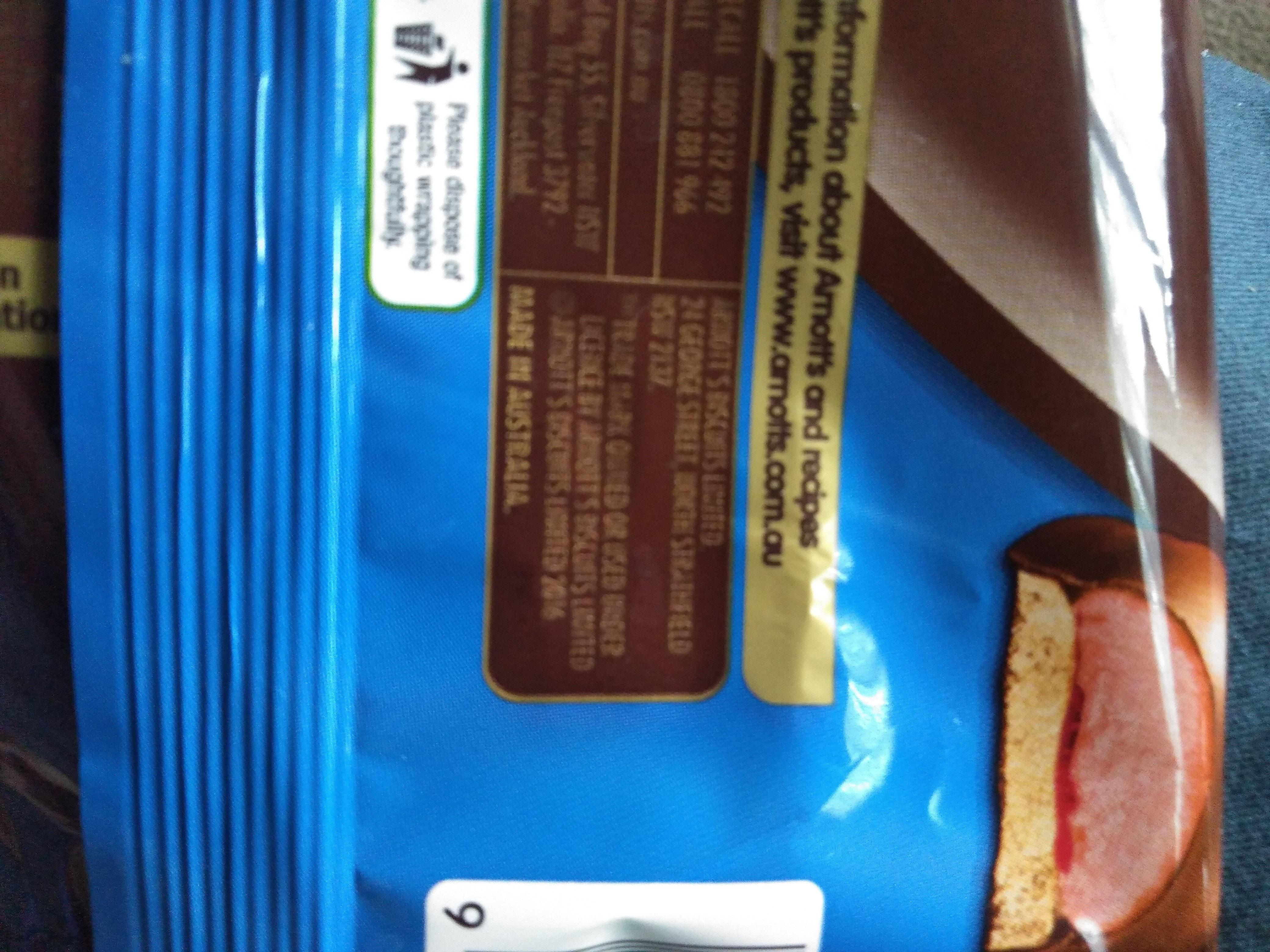 royals milk chocolate - Nutrition facts - en