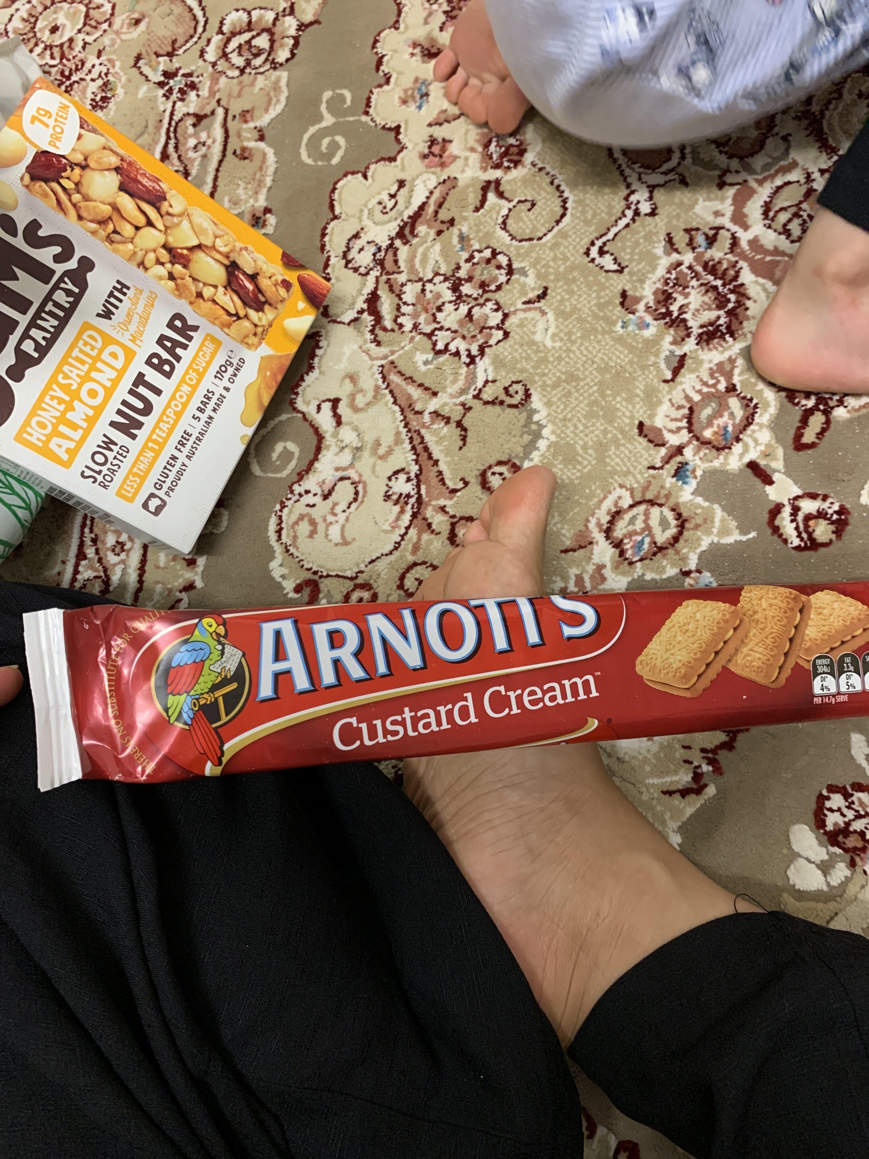 Custard cream - Product