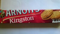 Arnott's Kingston Biscuits 200G - Product - en
