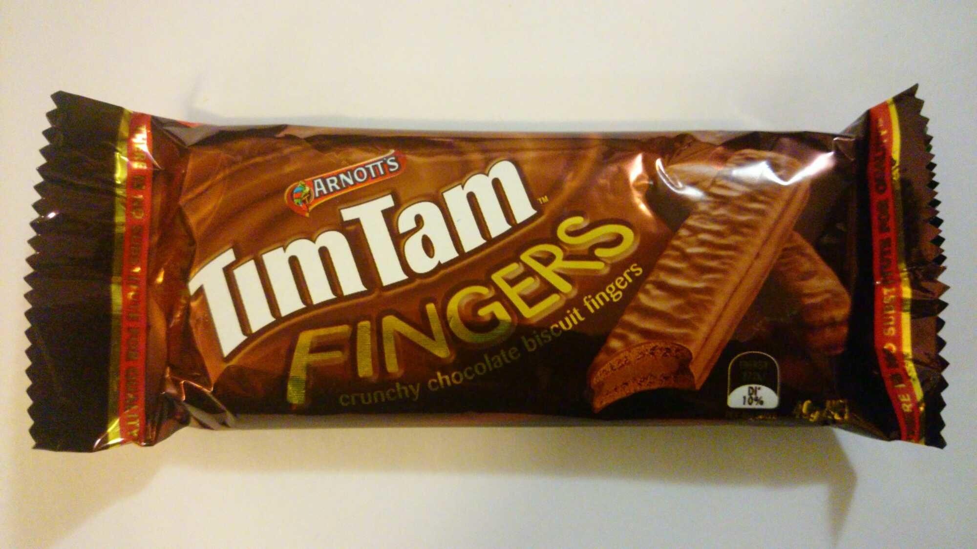 Tim Tam Fingers - Product - en