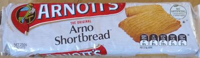 Arnotts Shortbread - Product - fr