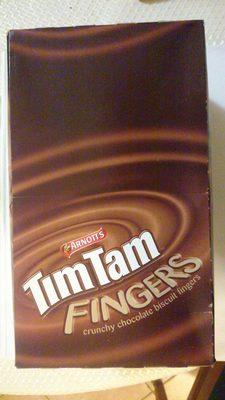 Arnotts TimTam Fingers - Product - en