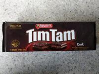 Arnotts Tim Tam Biscuit Dark Chocolate - Product - en