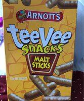 Biscuits Chocolate Teevee Malt Sticks - Product
