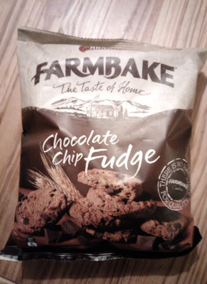 Farmbake Cookies Chocolate Chip Fudge - Product - en