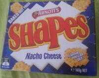 Shapes Nacho Cheese - Product - en