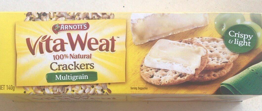 Vita Weat Crackers - Prodotto - en