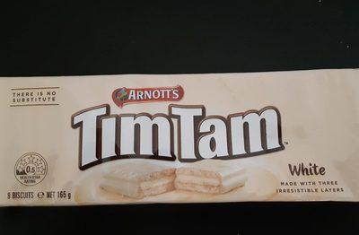 TimTam White - Produit - fr