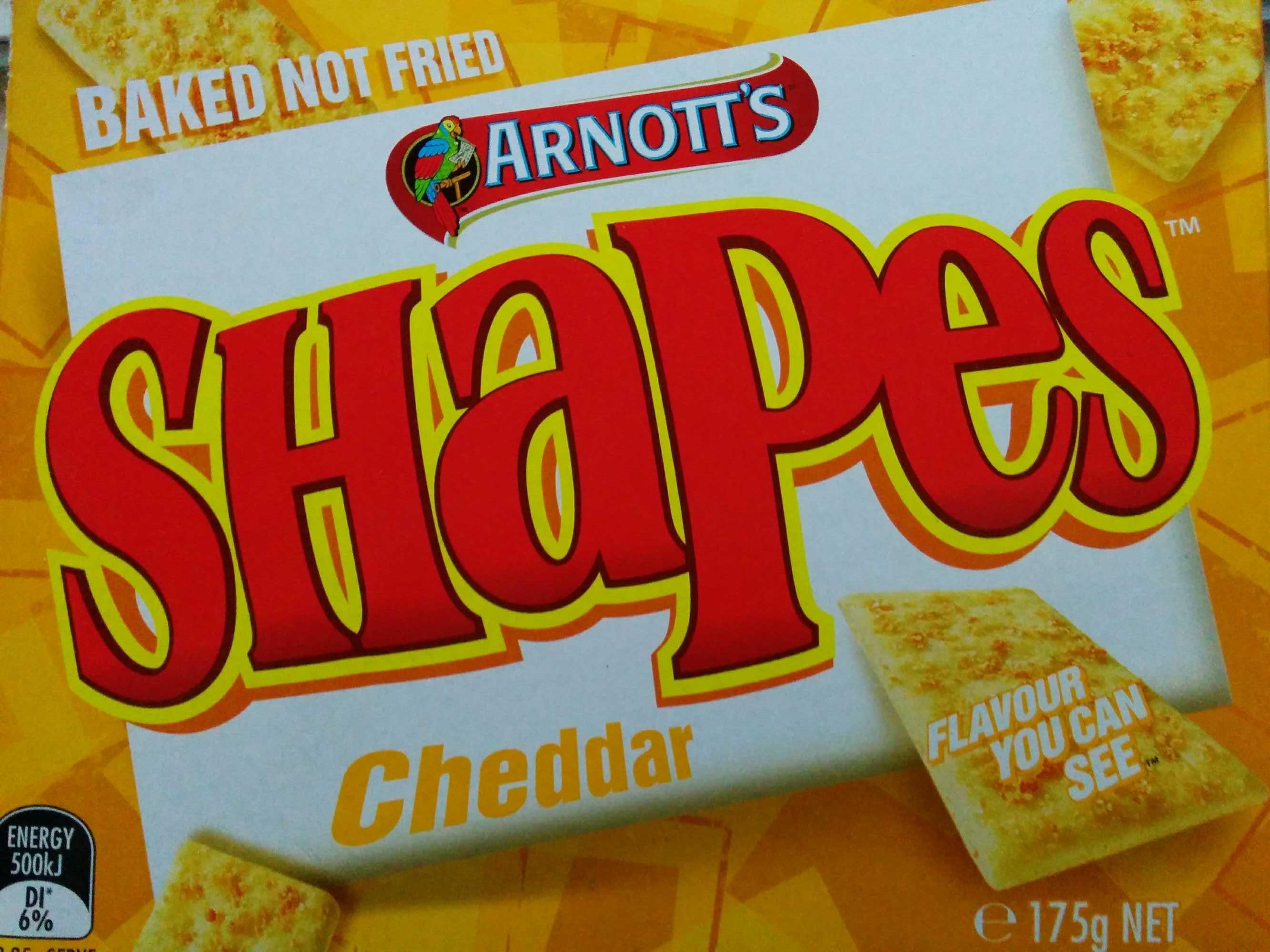 Shapes - Product - en