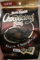 Arnotts TimTam Chocolicious Bites Dark Cholocate - Product