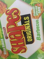 Arnott's Shapes Original Barbecue - Product - fr
