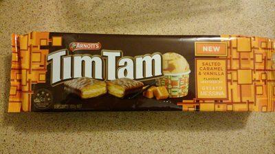 TimTam - Caramel & vanille - Product