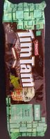 Tim Tam Choc Mint Biscuits - Product - fr