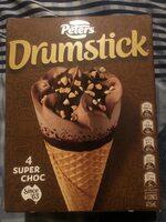 Peters Drumstick Super Chocolate - Product - en