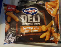 deli seasoned chips - Product