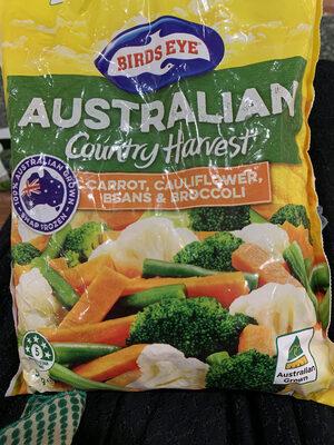 Birds Eye Australian Country Harvest - Product