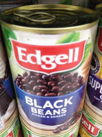 Edgell Black Beans - Product