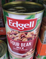 Edgell Four Bean Mix - Product