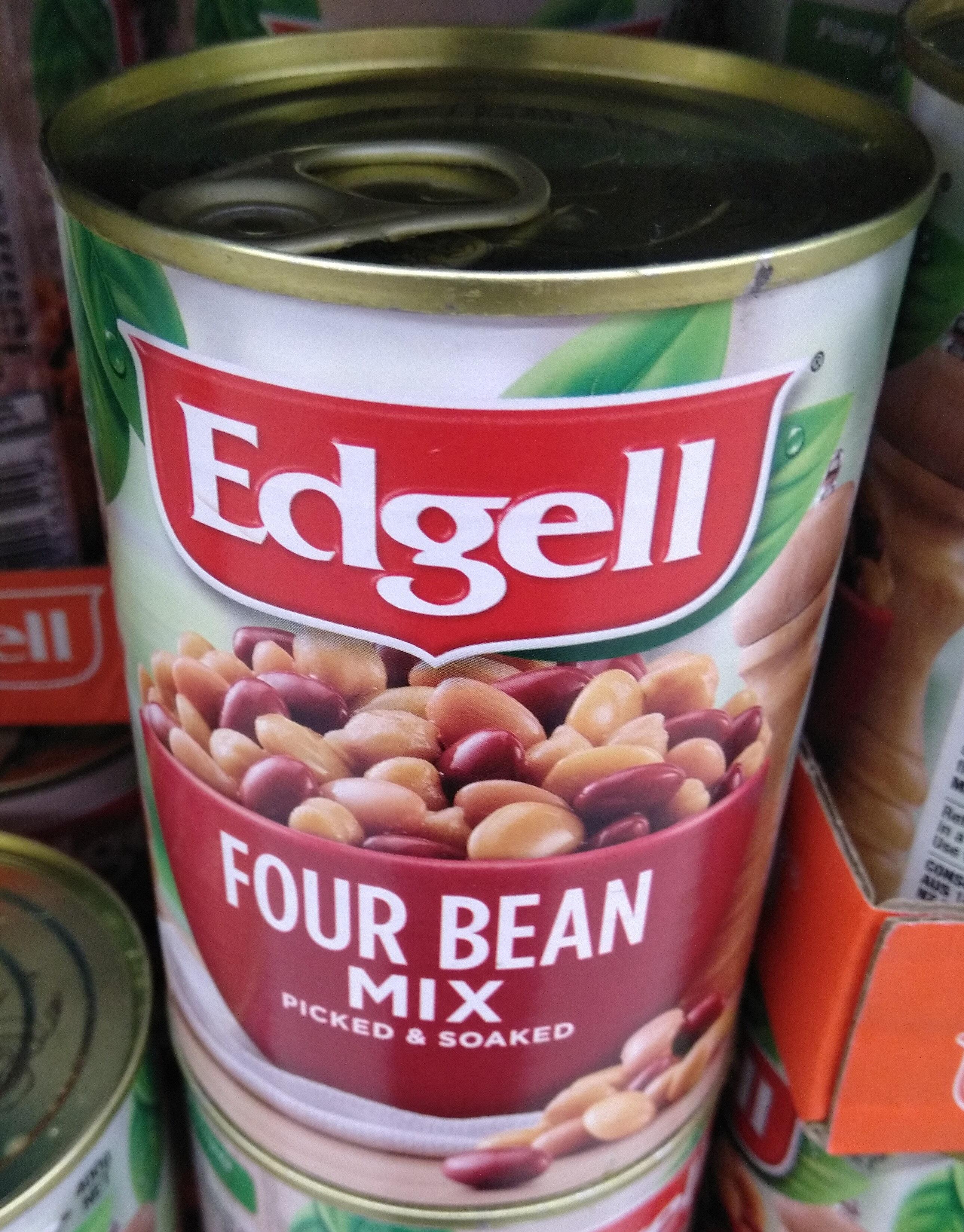 Edgell Four Bean Mix - Product - en