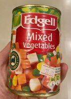 Mixed Vegetables - Sản phẩm - fr