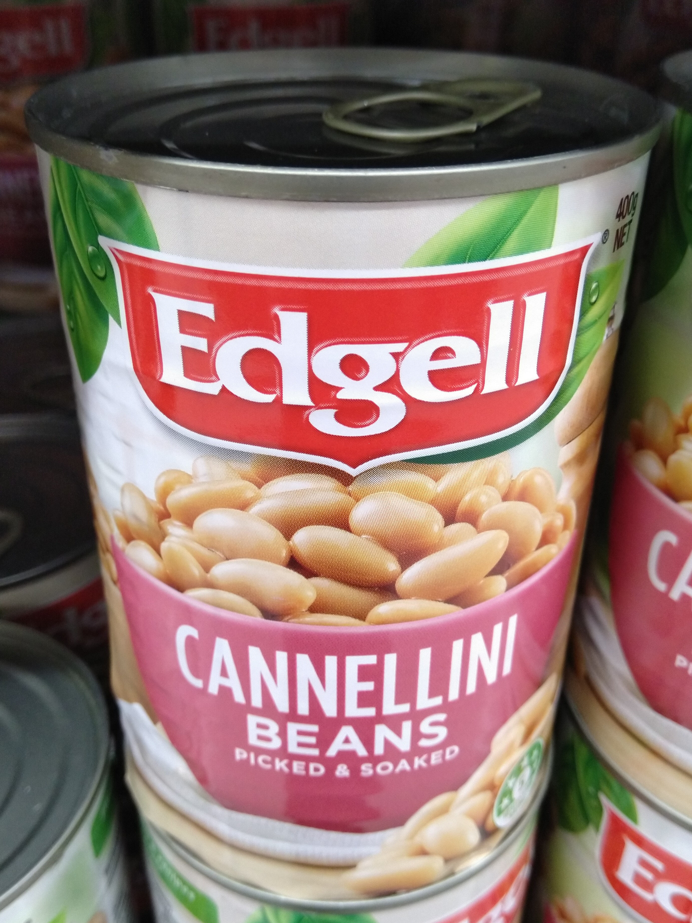 Edgell Cannellini Beans - Product