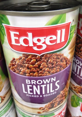 Brown Lentils - Product