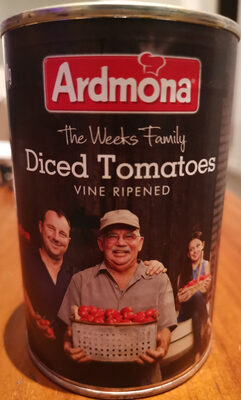 Diced Tomatoes - Product - en