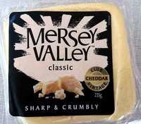 Mersey Valley Classic - Sharp & Crumbly - Product - en