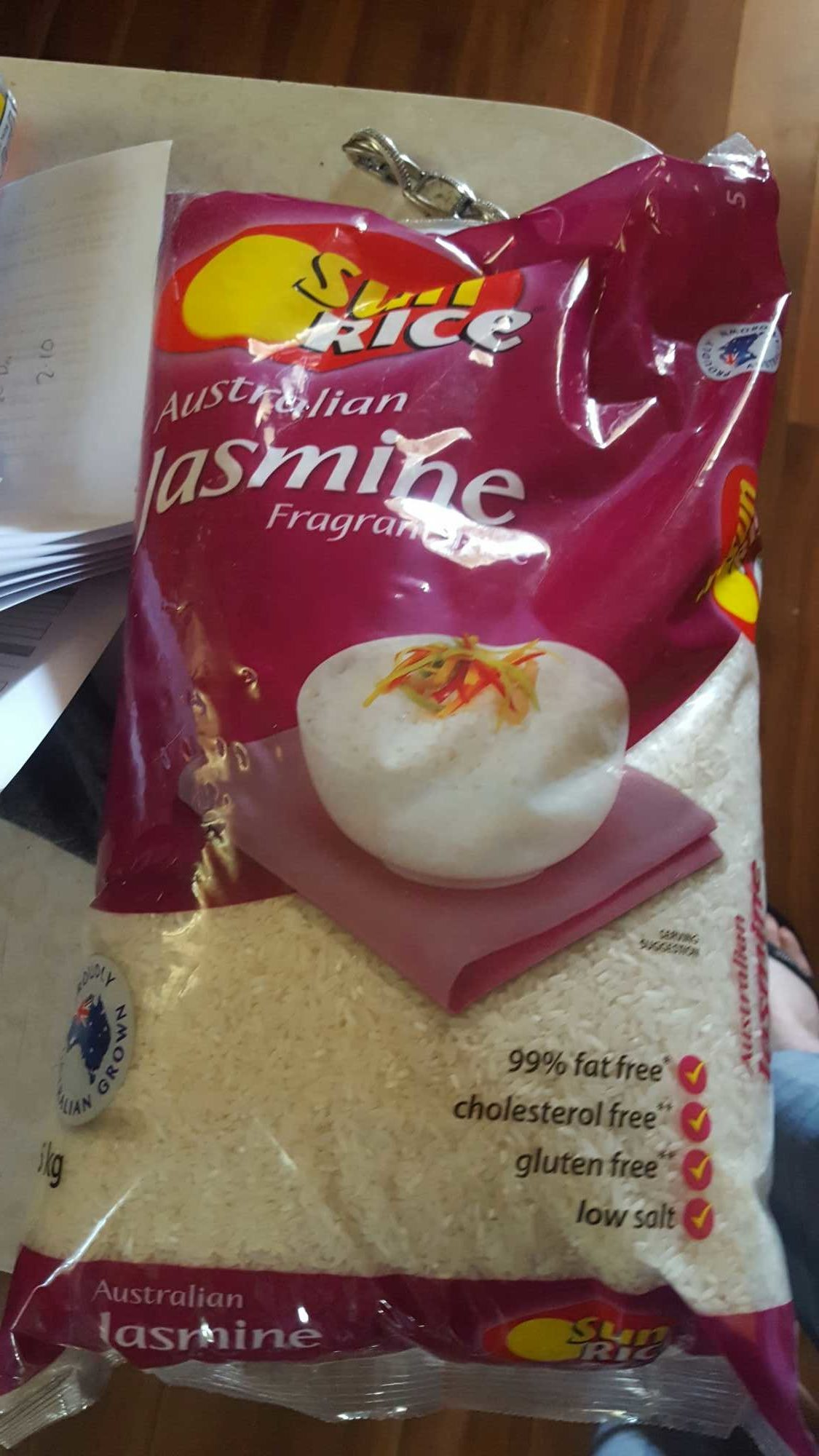 Sunrice Jasmine rice - Product