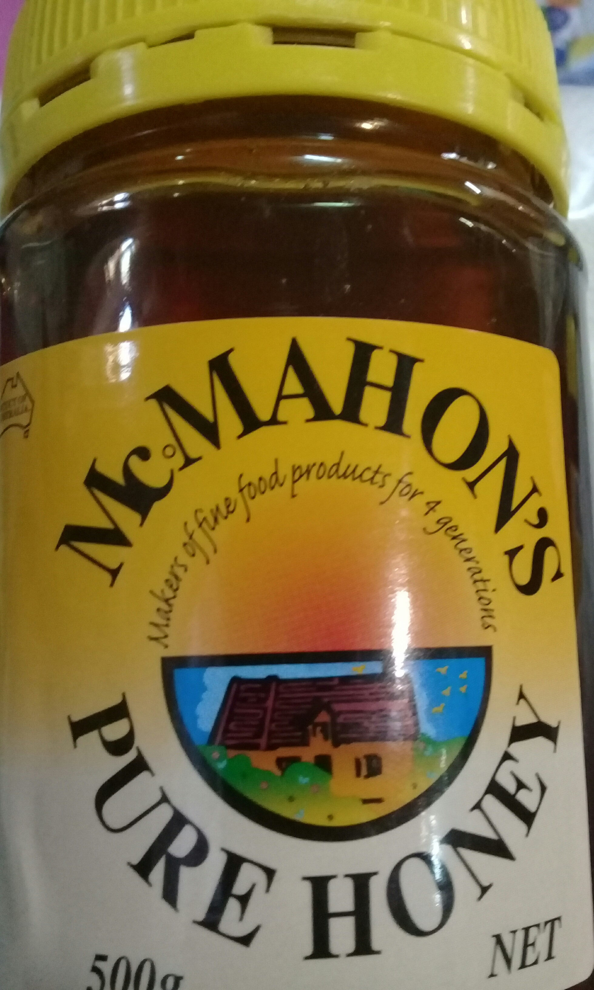 Pure Honey - Product - en